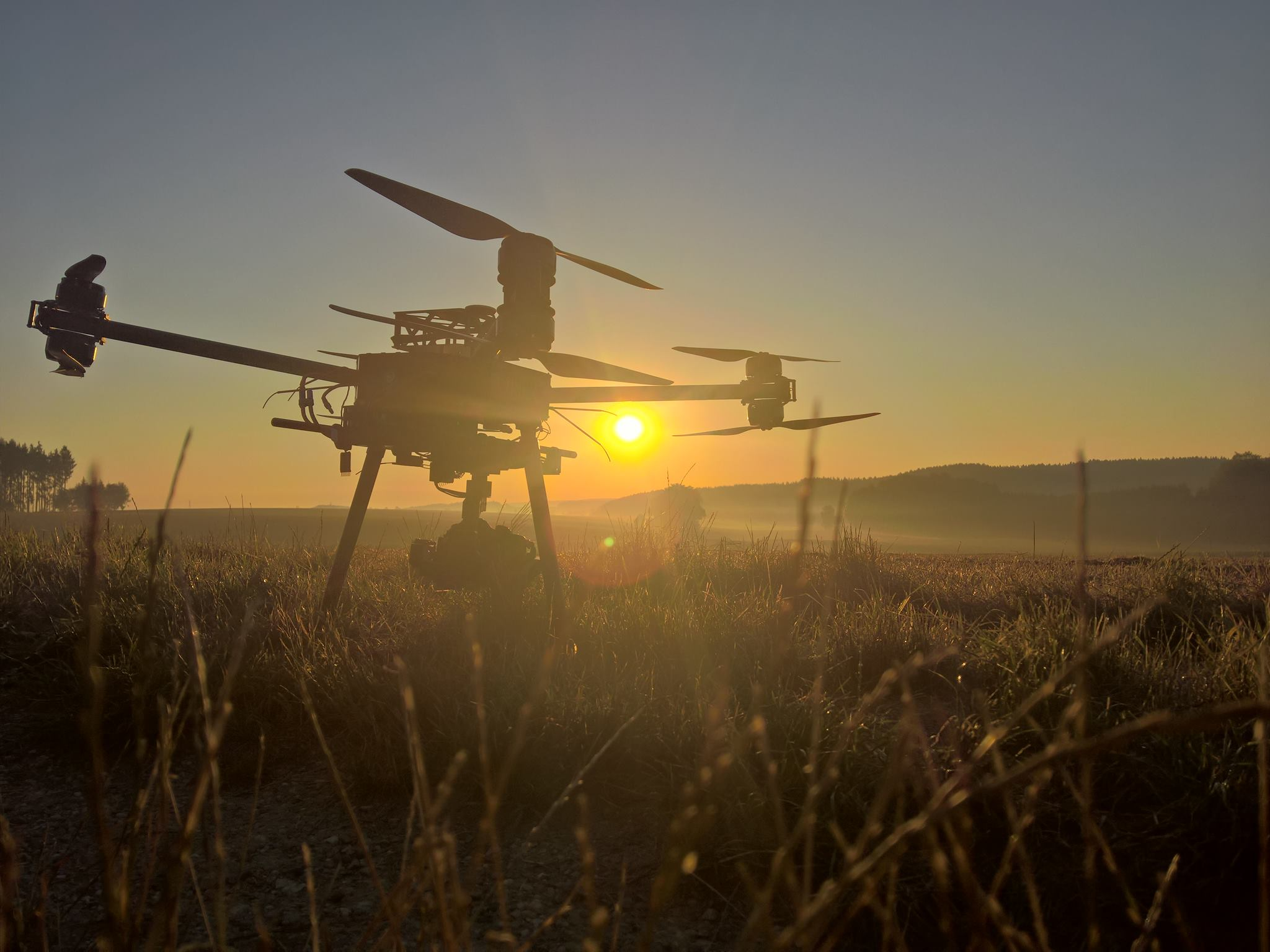 Drone-BigBerta